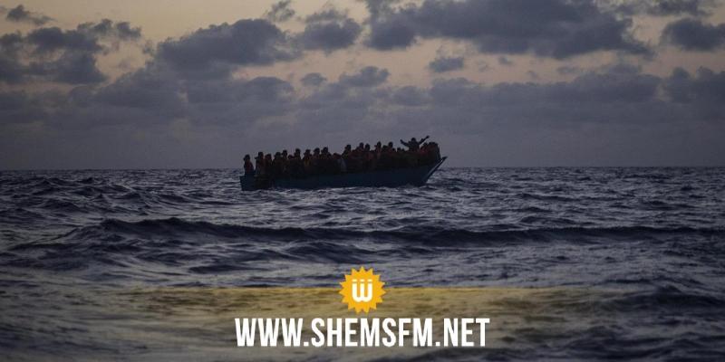 إحباط 6 عمليات اجتياز للحدود البحرية خلسة وإنقاذ 168 شخصا