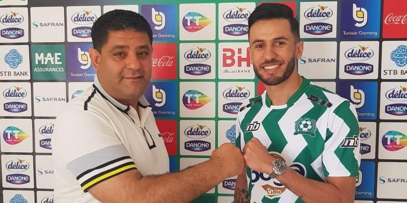 مستقبل سليمان يجدّد عقد رامي الجريدي إلى جوان 2022