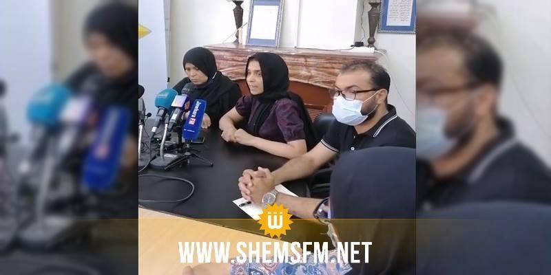 والدة الفقيد أحمد بن عمارة : ''أريد حق إبني كاملا''