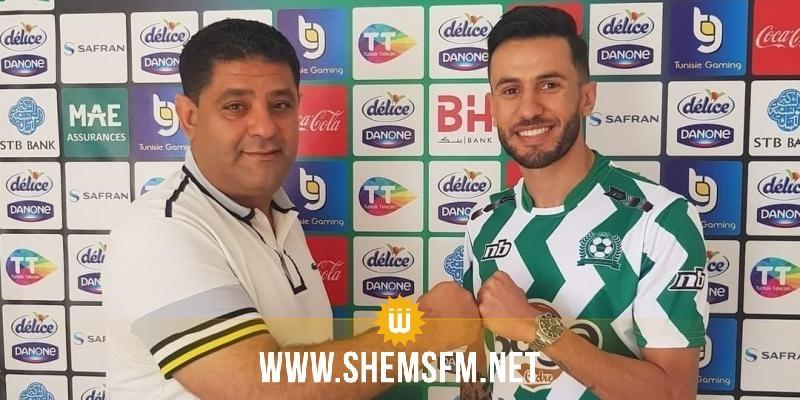 L'AS Soliman renouvelle le contrat de Rami Jeridi
