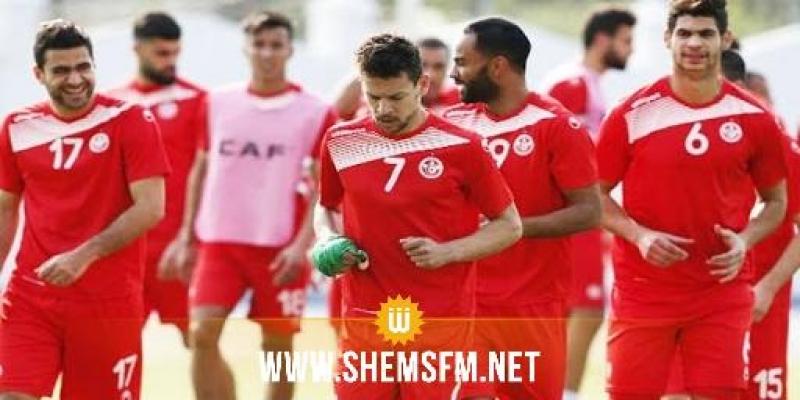 تشكيلة المنتخب التونسي في مواجهة المنتخب المالي