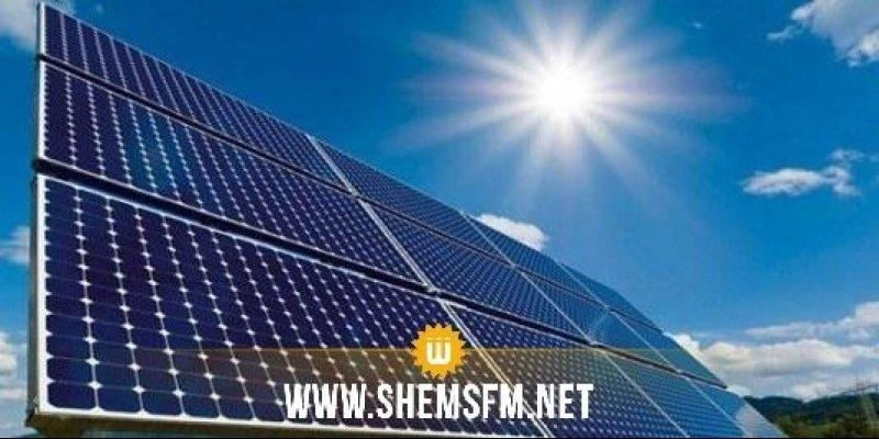 بلحسن شيبوب : خمسة مشاريع لانتاج الكهرباء بالطاقة الشمسية ب500 ميغاوات تم عرضها على لجنة الطاقة بمجلس النواب