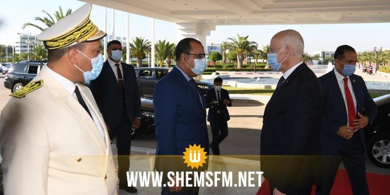 رئيس الدولة يغادر تونس في اتجاه إيطاليا