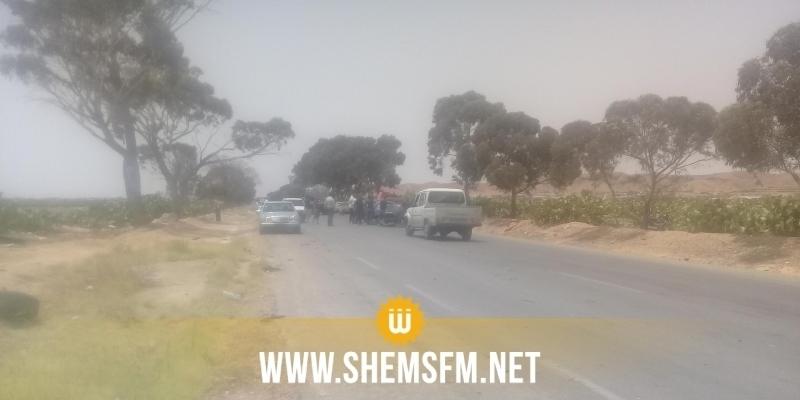 Bir Lahfay : sept ouvrières agricoles blessées dans un accident de la route