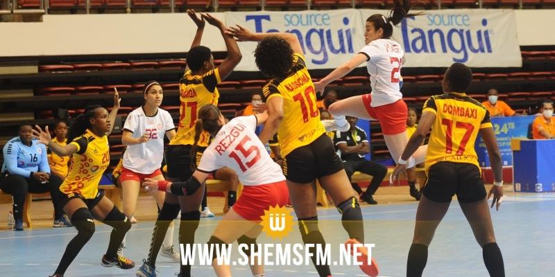 كرة اليد: منتخب الفتيات يراهن على برونزية كأس أفريقيا