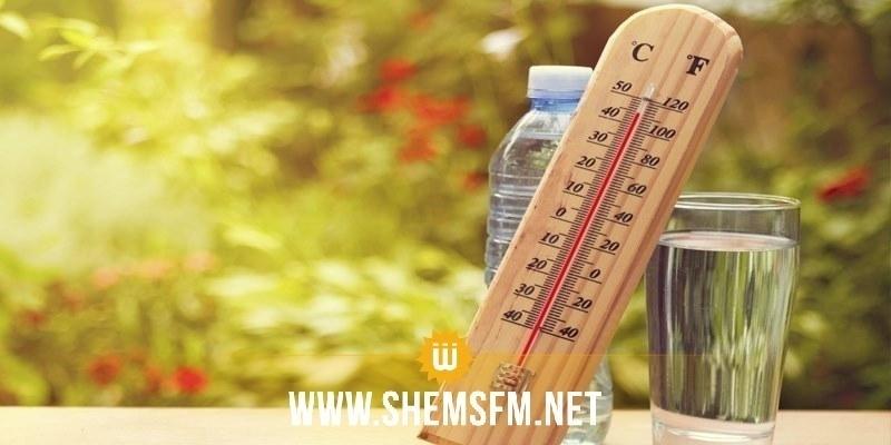 بداية من الغد: الحرارة تتجاوز المعدلات العادية بفارق يصل إلى 12 درجة