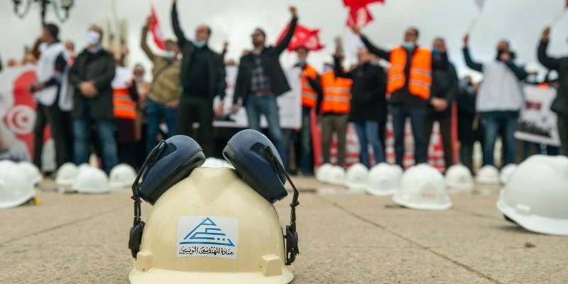 بعد حوالي 3 أشهر: المهندسون يعلقون إضرابهم