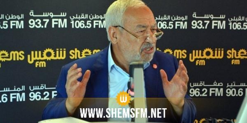 راشد الغنوشي : نتعهد بتركيز الهيئات الدستورية وعلى رأسها المحكمة الدستورية