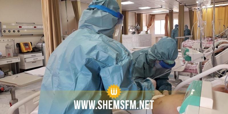 جليلة بن خليل : المستشفيات تستقبل يوميا معدلا يترواح بين 80 و 100 مريض جديد بكورونا