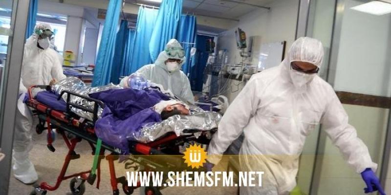 بنزرت : تسجيل 3  وفيات و 77  إصابة جديدة بفيروس كورونا