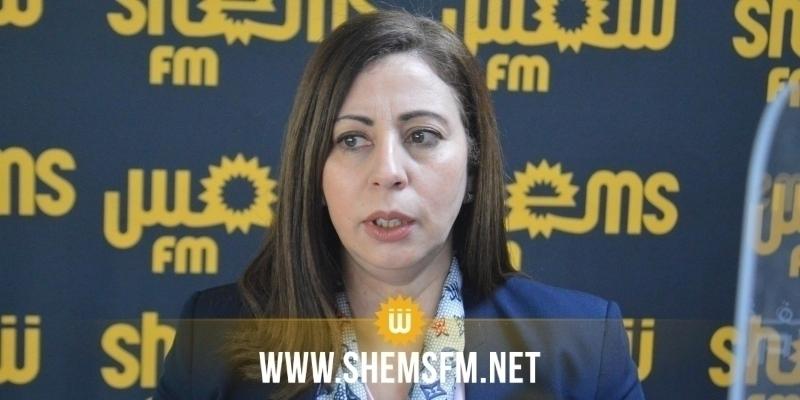 حسناء بن سليمان تؤكد الشروع في العمل على السياسة الجزائية للدولة