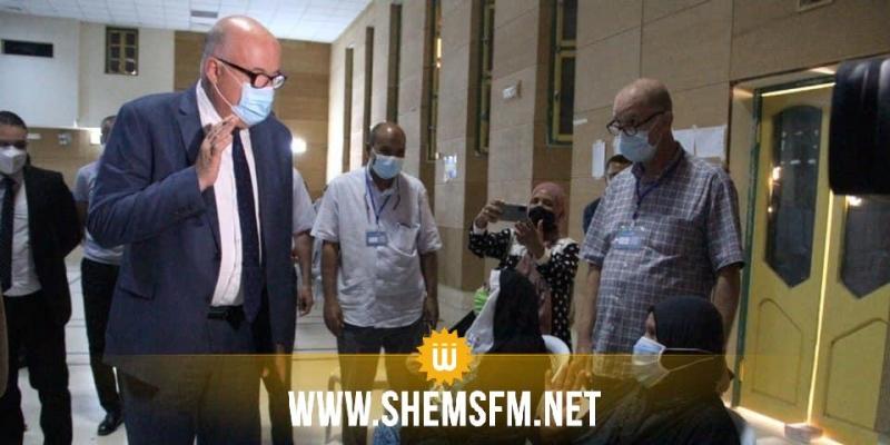كورونا: وزير الصحة يؤكد عودة الضغط على المستشفيات جراء إرتفاع عدد الإصابات