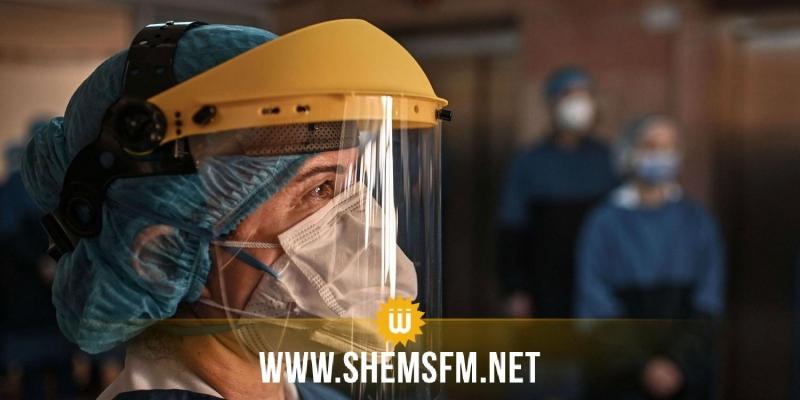 بن عروس: تسجيل حالة وفاة و157 إصابة جديدة بفيروس كورونا