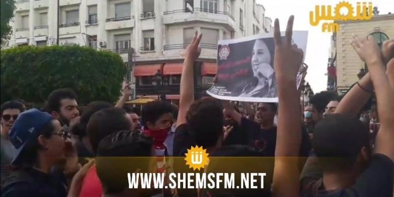 على خلفية أحداث سيدي حسين الاخيرة: مسيرة وطنية بشارع الحبيب بورقيبة بالعاصمة