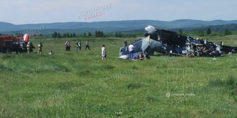 روسيا.. قتلى وجرحى بتحطم طائرة تقل رياضيين