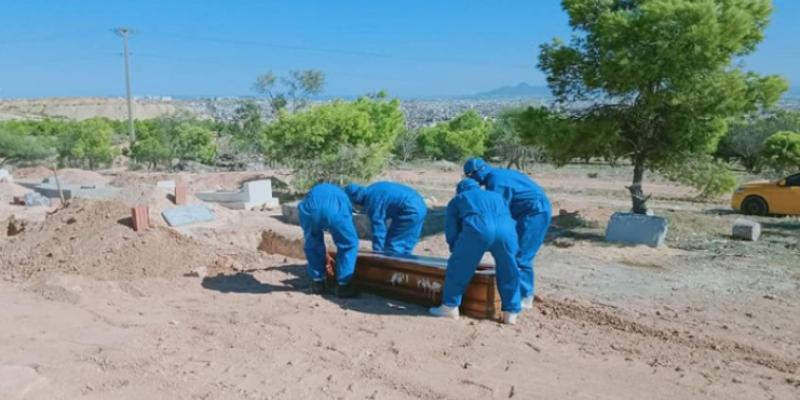 المنستير: 3 وفيات جديدة ترفع إجمالي الوفيات الناجمة عن كورونا إلى 546 وفاة