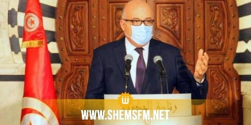 المهدي: رئيس الحكومة وراء قرار عودة الجماهير للملاعب وقطاع الصحة ضد التظاهرات والتجمعات