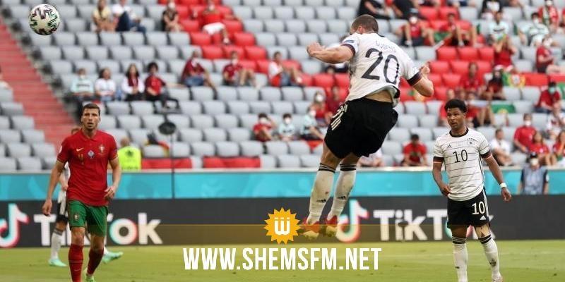 كأس أوروبا : فوز عريض لألمانيا على البرتغال