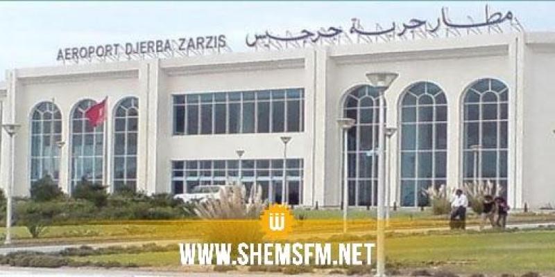 جربة: بعد توقف عن النشاط لمدة 9 اشهر الخطوط الفرنسية تستأنف نشاطها نحو مطار جربة جرجيس الدولي