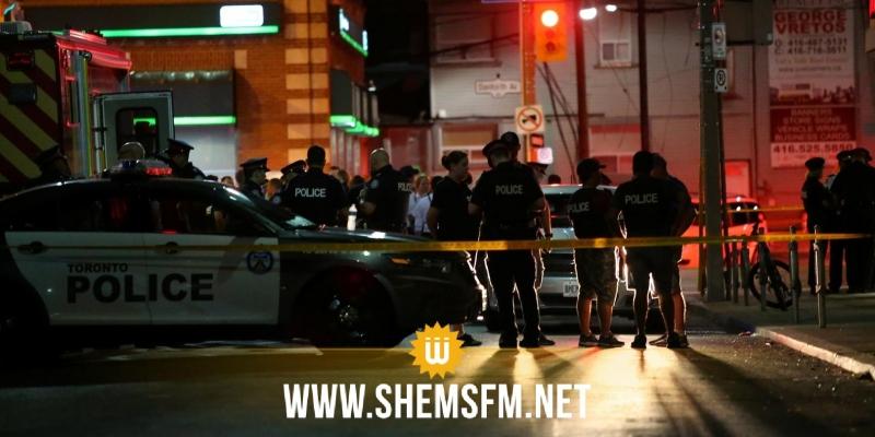 كندا.. 4 مصابين على الأقل جراء إطلاق نار خلال حفل للأطفال في تورونتو