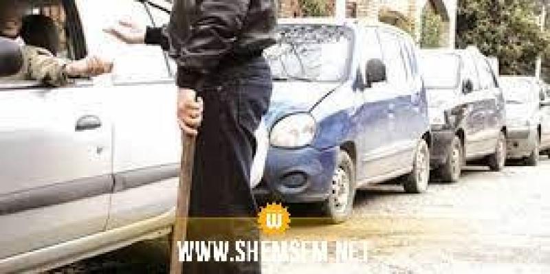 غار الملح: إيقاف شخصين يستغلان مآوي سيارات عشوائية