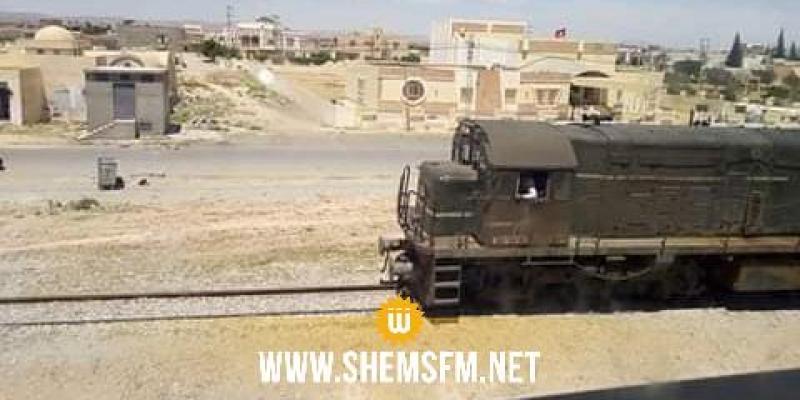 بداية من الغد: استئناف نقل المسافرين على الخط 13 بين تونس والمتلوي