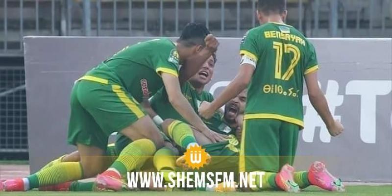 كأس الكاف: شبيبة القبائل يقترب من الدور النهائي