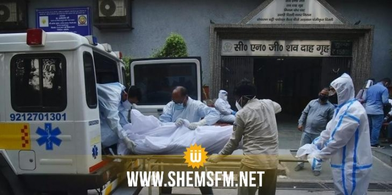 الهند تعلن ظهور سلالة جديدة لفيروس كورونا
