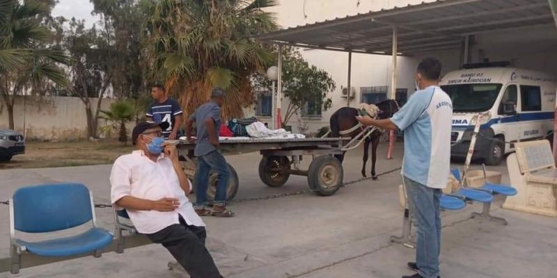 نقل مصابة بكورونا إلى المستشفى على 'كريطة': والي القيروان يُوضح