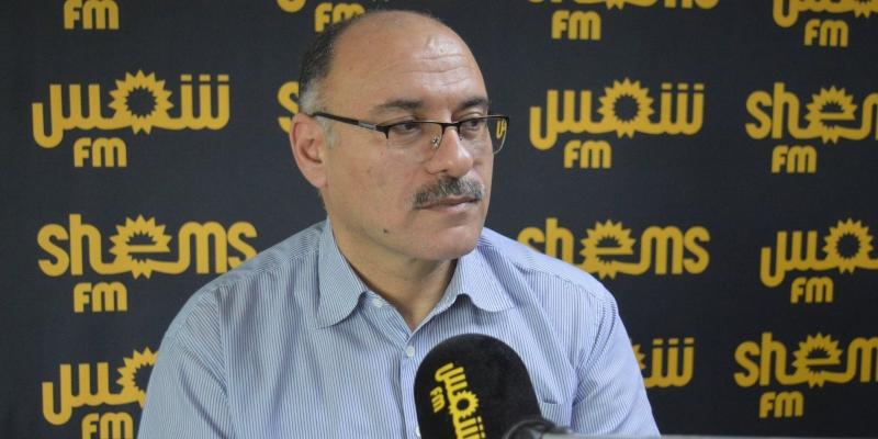 رياض الشعيبي: 'لا مشكل لحركة النهضة في التحالف مع عبير موسي والدستوري الحر'