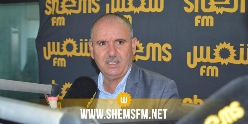 الطبوبي: 'البنك الفلاحي تبرع لنا بـ355 ألف دينار والاتحاد سيوجهها لمستحقيها'