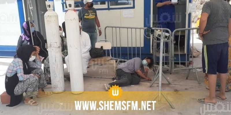 باجة: المدير الجهوي للصحة يؤكد أن الوضع حرج ويوجه نداء استغاثة للأهالي