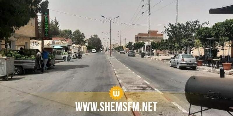 Majel Belabbes : les cafés et restaurants ouverts malgré le confinement général