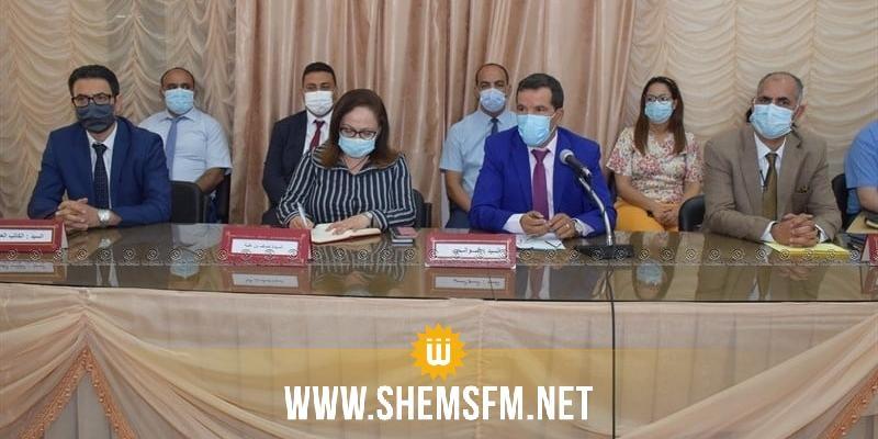 زغوان: غلق المؤسسات الصناعية لمدة 10 أيام في إطار إجراءات الحجر الصحي الشامل