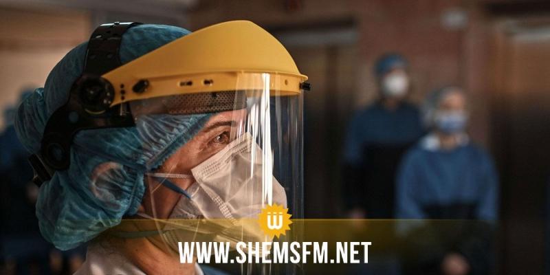 المهدية: تسجيل حالتي وفاة و72 إصابة جديدة بفيروس كورونا