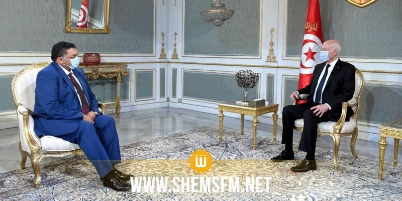 خلال لقائه لطفي زيتون: رئيس الدولة يؤكد انه ''لا يوزّع صكوك الوطنية ولا ينزعها عن أحد''