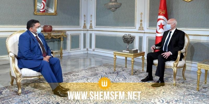 رئيس الجمهورية: '' في تونس إنتقلنا من الحزب الواحد إلى اللوبي الواحد''