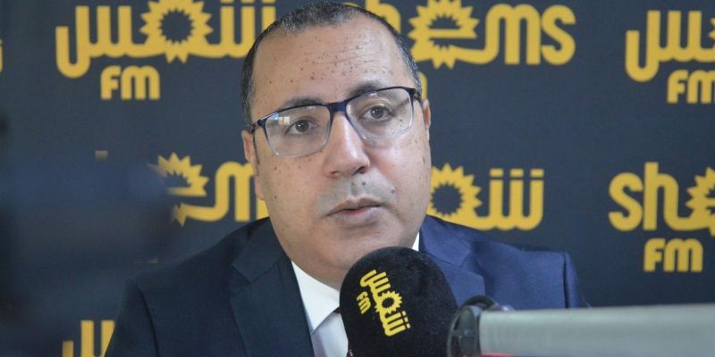 هشام المشيشي: 'استقالتي من الحكومة غير مطروحة نهائيا'
