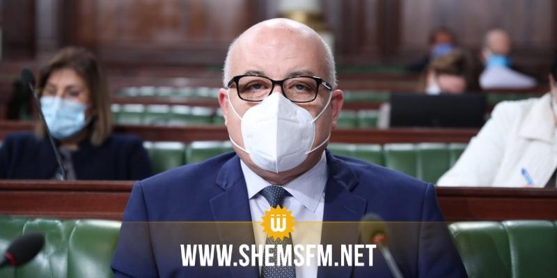 وزير الصحة: '30% من التونسيين لهم مناعة ضد كورونا والسلالة البريطانية هي المهيمنة حاليا'