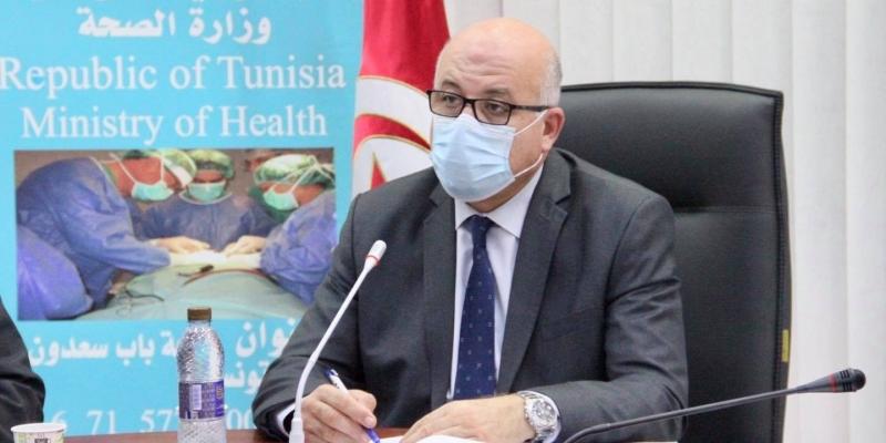 وزير الصحة: 'الترفيع في عدد أسرة الإنعاش والأكسيجين متوفر بالكميات اللازمة'