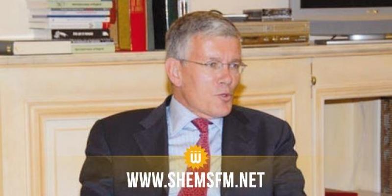 Ambassadeur de France: la Tunisie n'a jamais sollicité la France pour bénéficier d'un allègement de sa dette