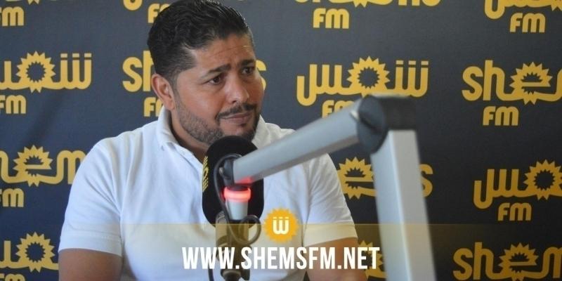 Mohamed Ammar se retire de la présidence de son bloc parlementaire pour « des raisons personnelles»