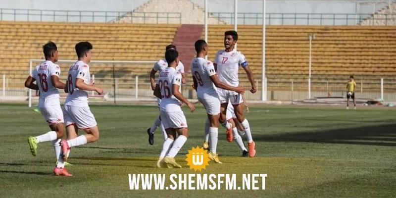 البطولة العربية: المنتخب التونسي يستعد لمواجهة أوزبكستان