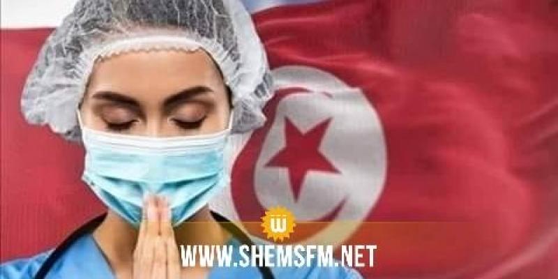 كورونا: تسجيل 105 حالة وفاة و2345 إصابة جديدة