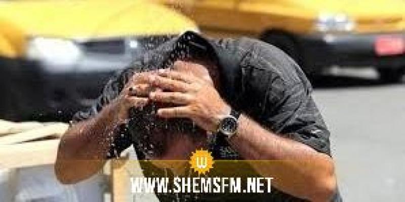 طقس حار و درجات الحرارة القصوى تصل إلى 47 درجة بالجنوب