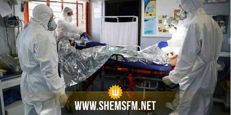 مصدر من مستشفى الرابطة: 8  وفيات بفيروس كورونا لم نجد لهم مكانا في غرف الموتى والوضع كارثي