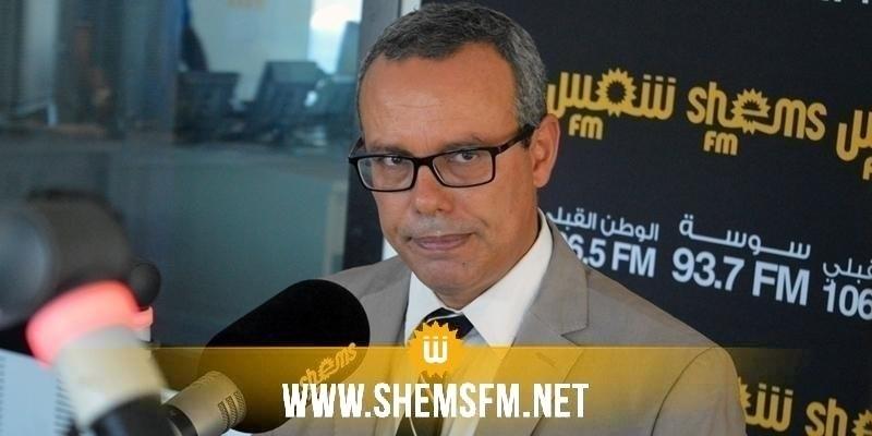عماد الخميري حول لقاء سعيد والغنوشي: 'يجب إنهاء حوار الطرشان والحوار دون شروط أو فيتو'