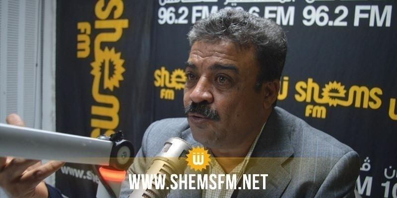 بدر الدين القمودي: 'وزارة الداخلية مخترقة وإطارات عليا سهّلت دخول إرهابي إلى تونس'