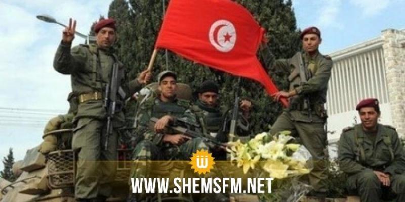 اليوم: تونس تحتفل بالذكرى 65 لانبعاث الجيش الوطني