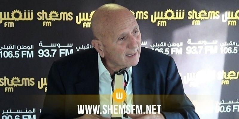 أحمد نجيب الشابي: الصراع الرأسي بين مؤسسات الدولة وصل حتى الخارج